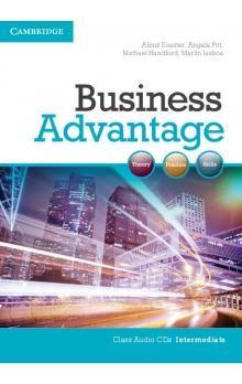 Cambridge University Press Business Advantage Intermediate Audio CDs (2) cena od 576 Kč