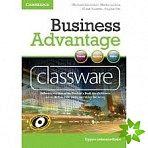 Cambridge University Press Business Advantage Intermediate Classware DVD-ROM cena od 2696 Kč