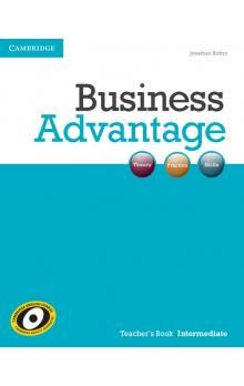 Cambridge University Press Business Advantage Intermediate Teacher´s Book cena od 639 Kč