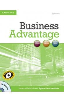 Cambridge University Press Business Advantage Upper-intermediate Personal Study Book with Audio CD cena od 196 Kč