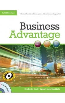 Cambridge University Press Business Advantage Upper-intermediate Student´s Book with DVD cena od 476 Kč