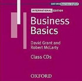 Oxford University Press Business Basics International Edition Class Audio CD cena od 418 Kč