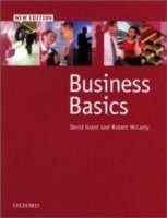 Oxford University Press Business Basics New Edition Student´s Book cena od 489 Kč
