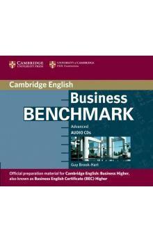 Cambridge University Press Business Benchmark Advanced Audio CD BEC Higher cena od 536 Kč
