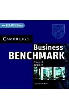 Cambridge University Press Business Benchmark Advanced Audio CDs (2) BULATS edition cena od 516 Kč