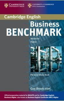 Cambridge University Press Business Benchmark Advanced Personal Study Book for BEC and BULATS cena od 150 Kč