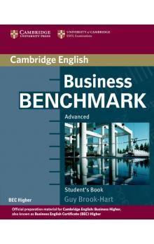 Cambridge University Press Business Benchmark Advanced Students Book BEC Edition cena od 620 Kč