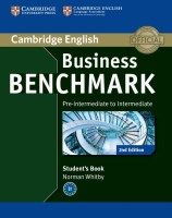 Cambridge University Press Business Benchmark Pre-Intermediate - Intermediate Student´s Book with CD-ROM BULATS Edition cena od 674 Kč