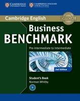 Cambridge University Press Business Benchmark Pre-Intermediate - Intermediate Student´s Book with CD-ROM BULATS Edition cena od 636 Kč