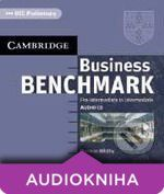Cambridge University Press Business Benchmark Pre-Intermediate to Intermediate Audio CDs BEC Preliminary Edition cena od 583 Kč