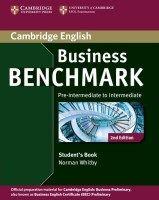 Cambridge University Press Business Benchmark Pre-Intermediate to Intermediate Student´s Book BEC Preliminary Edition cena od 530 Kč