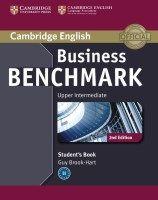 Cambridge University Press Business Benchmark Upper Intermediate Student´s Book BEC Edition cena od 674 Kč