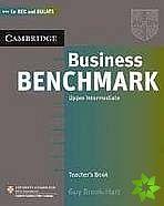 Cambridge University Press Business Benchmark Upper Intermediate Teacher´s Resource Book cena od 361 Kč