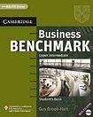 Cambridge University Press Business Benchmark Upper-Intermediate Student´s Book with CD-ROM BULATS Edition cena od 648 Kč