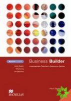 Macmillan Business Builder Photocopiable TR Lvls 1-3 cena od 1120 Kč