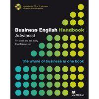 Macmillan Business English Handbook - Book + Audio CD cena od 639 Kč