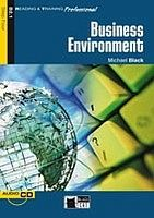 BLACK CAT - CIDEB BUSINESS ENVIRONMENT ( Reading a Training Professional Level 4) cena od 233 Kč