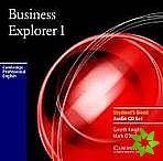 Cambridge University Press Business Explorer 1 Audio CD cena od 286 Kč
