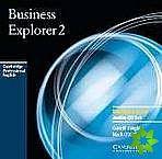 Cambridge University Press Business Explorer 2 Audio CD cena od 286 Kč