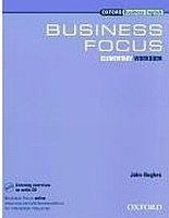Oxford University Press BUSINESS FOCUS ELEMENTARY WORKBOOK + CD cena od 307 Kč