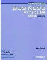 Oxford University Press BUSINESS FOCUS ELEMENTARY WORKBOOK + CD cena od 232 Kč