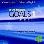Cambridge University Press Business Goals Level 1 Audio CD cena od 286 Kč