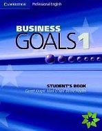 Cambridge University Press Business Goals Level 1 Student´s Book cena od 536 Kč