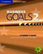 Cambridge University Press Business Goals Level 2 Student´s Book cena od 536 Kč