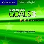 Cambridge University Press Business Goals Level 3 Audio CD cena od 308 Kč