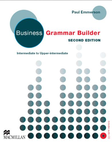 Macmillan Business Grammar Builder (New Edition) with Audio CD cena od 639 Kč