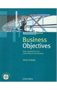 Oxford University Press Business Objectives International Edition Class Audio CD cena od 231 Kč