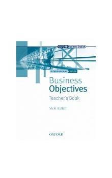 Oxford University Press Business Objectives International Edition Teacher´s Book cena od 248 Kč