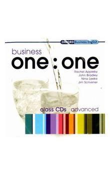 Oxford University Press Business one:one Advanced Class Audio CDs (2) cena od 439 Kč
