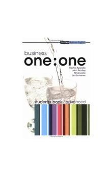 Oxford University Press Business one:one Advanced Student´s Book and MultiROM Pack cena od 530 Kč