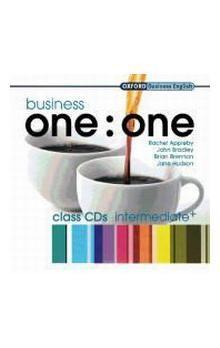 Oxford University Press Business one:one Intermediate Audio CDs (2) cena od 418 Kč