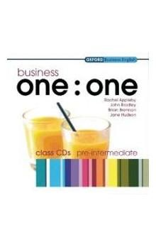 Oxford University Press Business one:one Pre-Intermediate Class Audio CDs (2) cena od 439 Kč