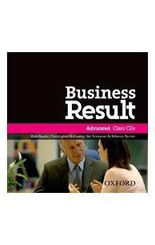 Oxford University Press Business Result Advanced Class Audio CDs (2) cena od 418 Kč
