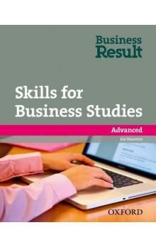 Oxford University Press Business Result Advanced SKILLS FOR BUSINESS STUDIES PACK cena od 469 Kč