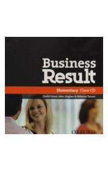 Oxford University Press Business Result Elementary Class Audio CD cena od 219 Kč