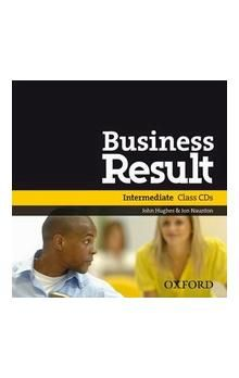 Oxford University Press Business Result Intermediate Class Audio CDs (2) cena od 439 Kč