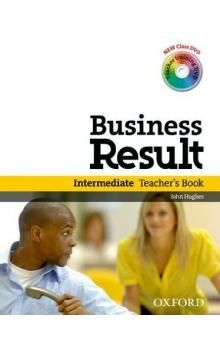 Oxford University Press Business Result Intermediate Teacher´s Book Book with DVD-Video cena od 498 Kč