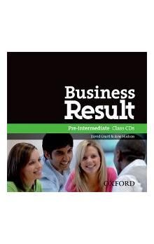 Oxford University Press Business Result Pre-Intermediate Class Audio CDs (2) cena od 418 Kč