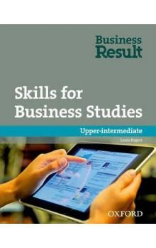 Oxford University Press Business Result Upper Intermediate Student´s Book with DVD-ROM a Skills Workbook cena od 616 Kč