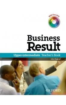 Oxford University Press Business Result Upper Intermediate Teacher´s Book with DVD-Video cena od 523 Kč