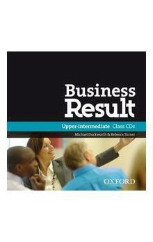 Oxford University Press Business Result Upper-Intermediate Class Audio CDs (2) cena od 418 Kč