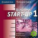 Cambridge University Press Business Start-Up 1 Set of 2 Audio CDs cena od 600 Kč