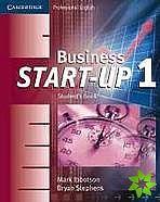 Cambridge University Press Business Start-Up 1 Student´s Book cena od 684 Kč
