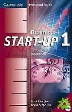Cambridge University Press Business Start-Up 1 Workbook with CD-ROM/Audio CD cena od 452 Kč