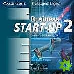 Cambridge University Press Business Start-Up 2 Set of 2 Audio CDs cena od 600 Kč
