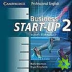 Cambridge University Press Business Start-Up 2 Set of 2 Audio CDs cena od 600 Kč